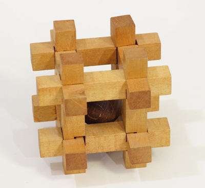 Iterative burrs - Puzzle Place